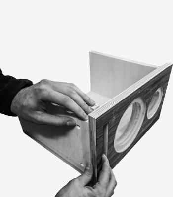 Naboo in kit diy dettaglio assemblaggio