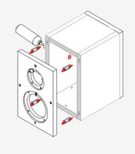 Naboo in kit diy disegno di assemblaggio fase 5